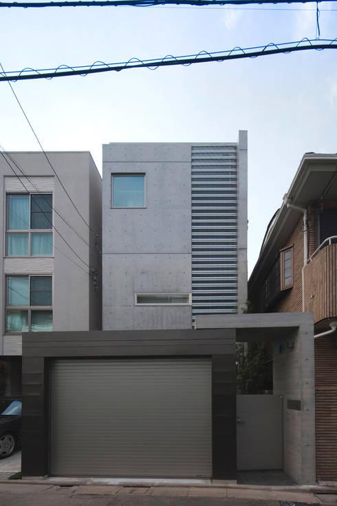 外観 松原の家: U建築設計室が手掛けた家です。