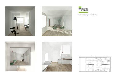 Progetto casa di progetto casa srl homify - Progetto casa san severo ...
