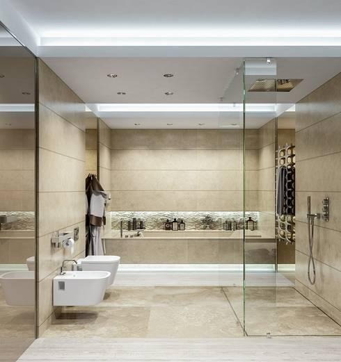 Baños de estilo  por LOFTING