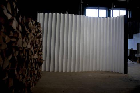 Paravent unpaper par s ries limit es homify - Paravent papier ...
