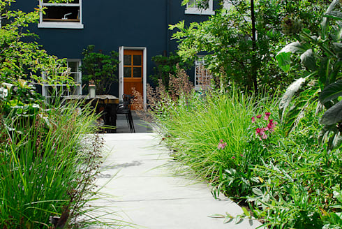 Contemporary Garden Design By London Based Garden Designer Josh Ward