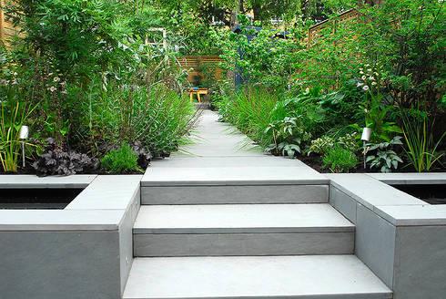Contemporary Garden Design By London Based Garden Designer Josh Ward Best London Garden Design