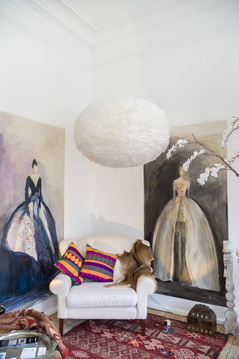 Salas de estilo  por Light & Store