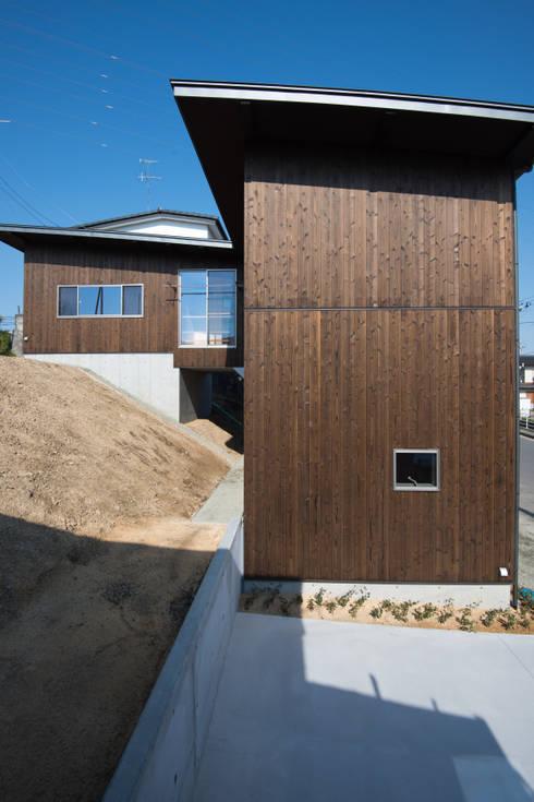 三御堂の家: 市川設計スタジオが手掛けた家です。
