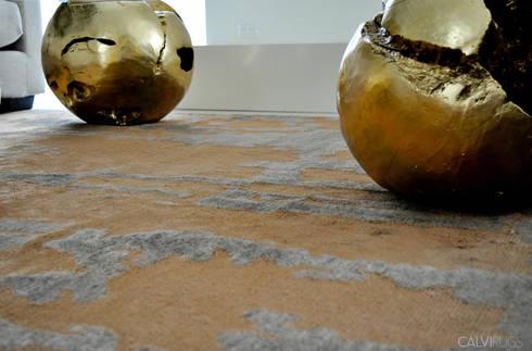 Bark: Salas de estilo moderno por Calvirugs