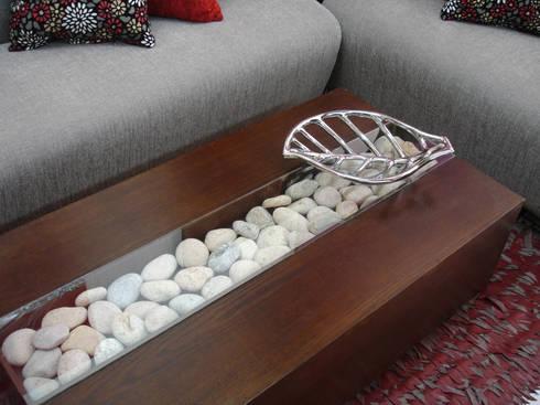 Marlam: Salas de estilo moderno por Muebles Marlam