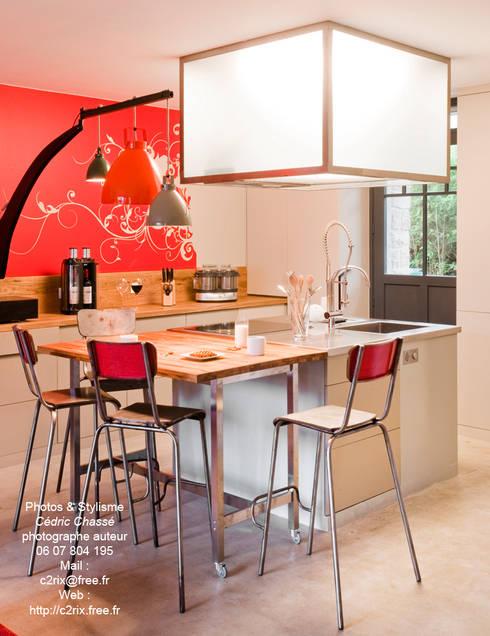 La maison roulante: Cuisine de style  par Tabary Le Lay