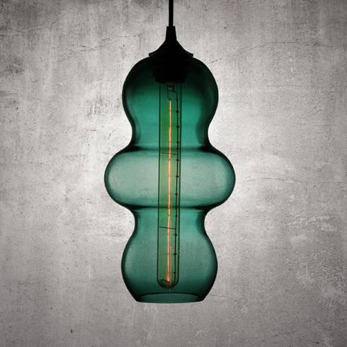 Tamarindo Turquesa: Cocinas de estilo moderno por Luminosa ™