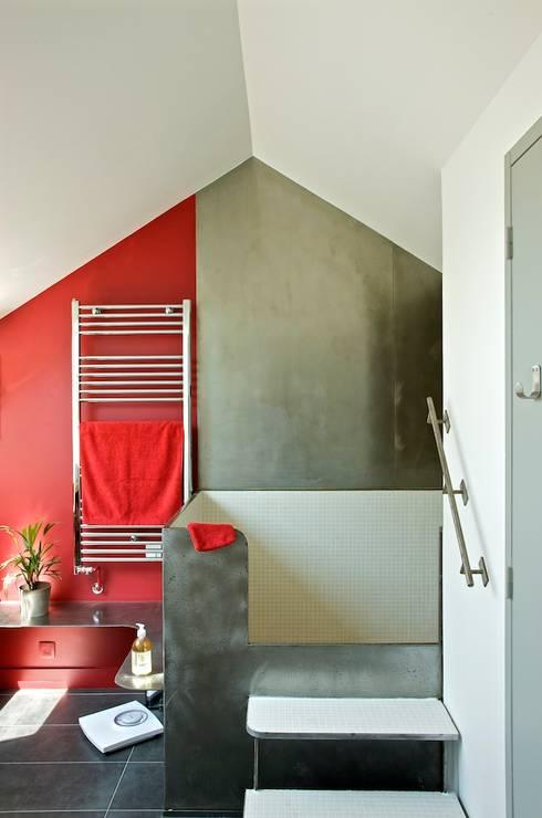 La maison roulante AVANT / APRES:  de style  par Tabary Le Lay