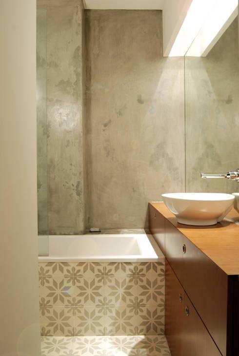ausgefallene Badezimmer von BL Design Arquitectura e Interiores