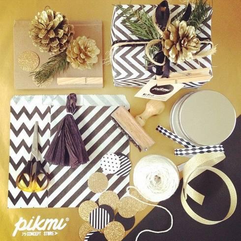 PIKMI: Jardín de estilo  por PIKMI CONCEPT STORE