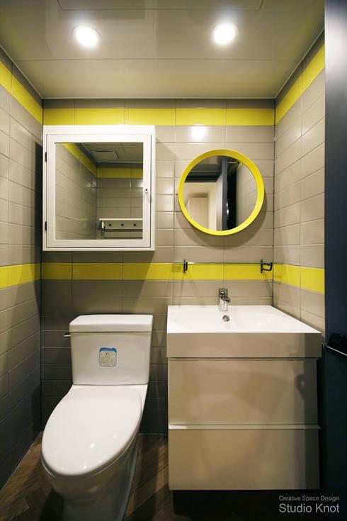 c - house: 스튜디오 노트의  욕실