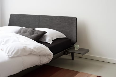 bett essential von auping deutschland homify. Black Bedroom Furniture Sets. Home Design Ideas