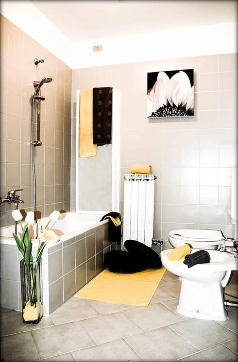 My Home Attitude - Barbara Sala의  욕실