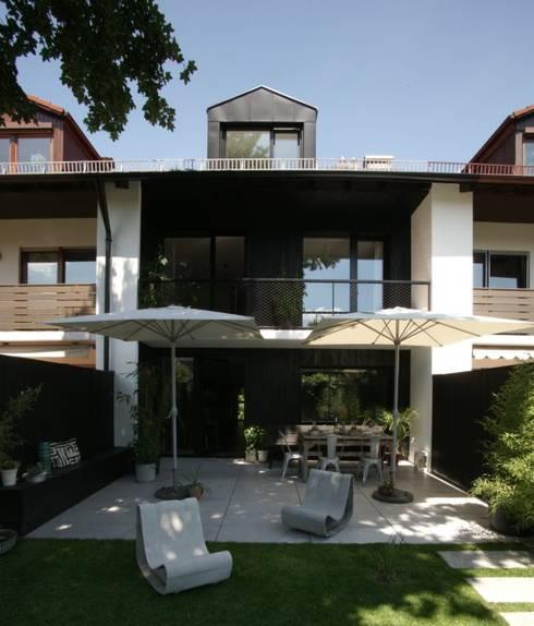 haus 23:  Häuser von hicker architekten