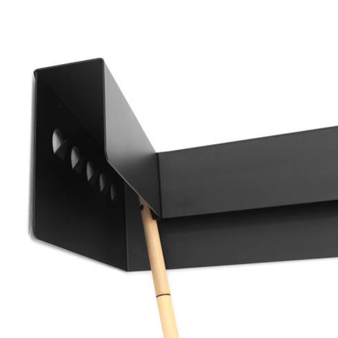 jecket garderobe f r die ecke by produkt design leipzig homify. Black Bedroom Furniture Sets. Home Design Ideas
