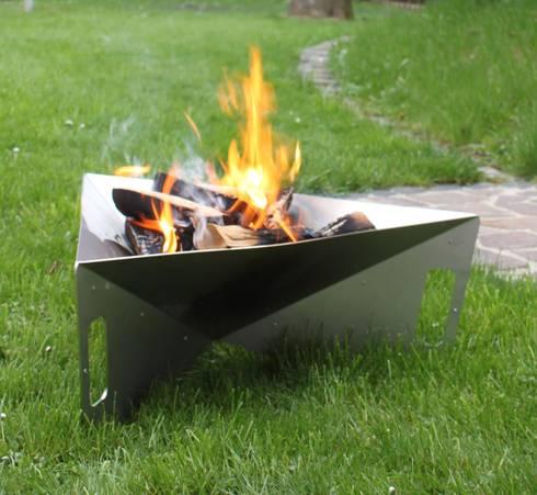 Design Feuerstelle thorwa design feuerstellen by thorwa metalltechnik homify