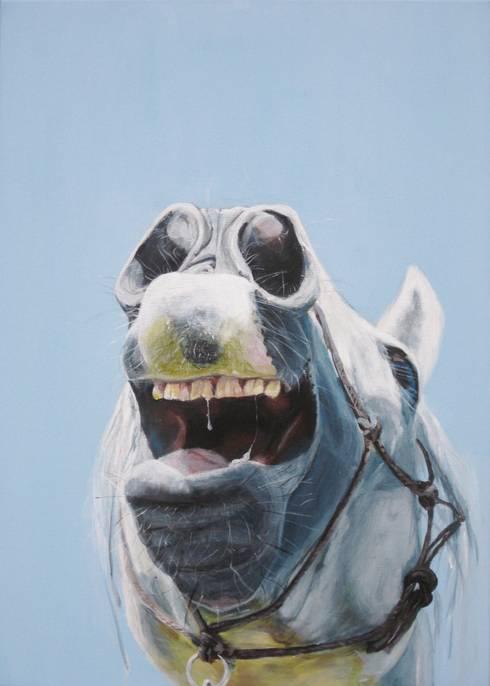 Artwork by Paardenschilderij - Ellie Schrotenboer