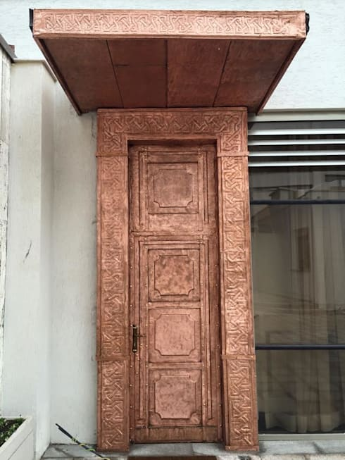 Windows & doors  by Klasik Ferforje