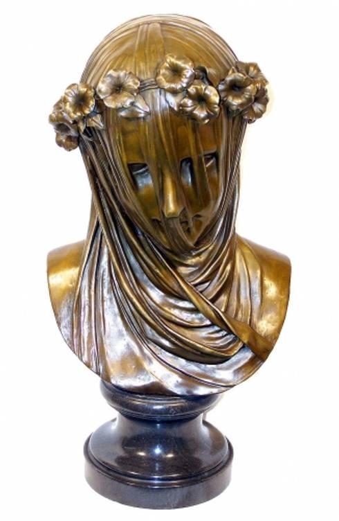 bronzefiguren kaufen by art bronze sculptures homify. Black Bedroom Furniture Sets. Home Design Ideas