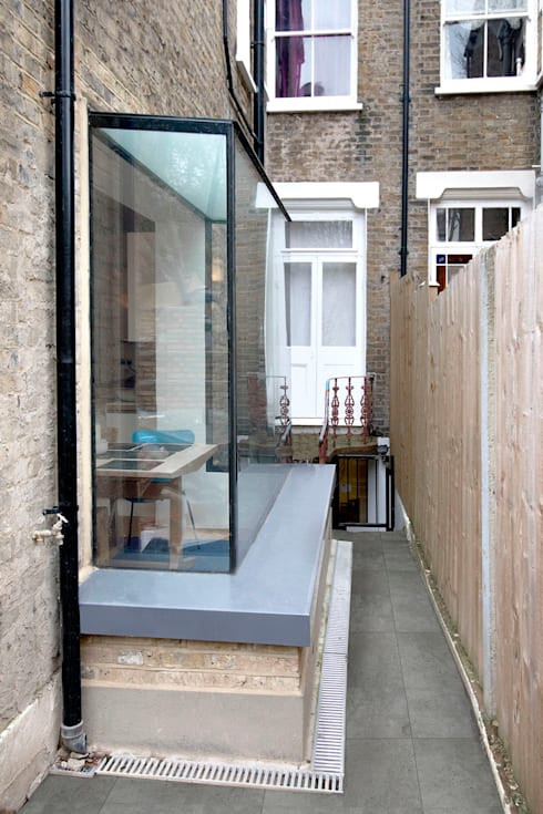Arbuthnot Road:  Windows  by Gruff Limited