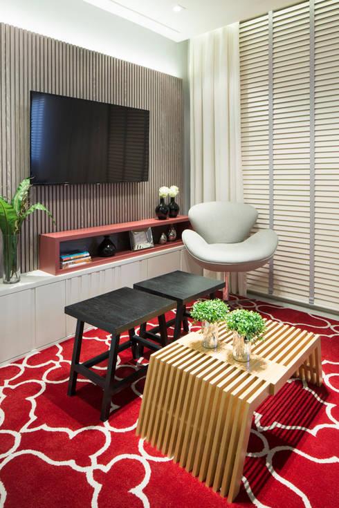 غرفة المعيشة تنفيذ SESSO & DALANEZI