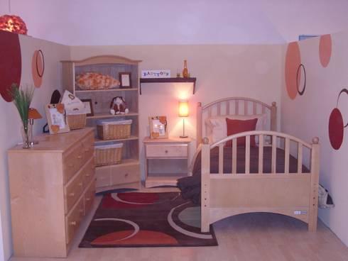 Habitaciones infantiles: Spa de estilo moderno por Paola Hernandez Studio Comfort Design