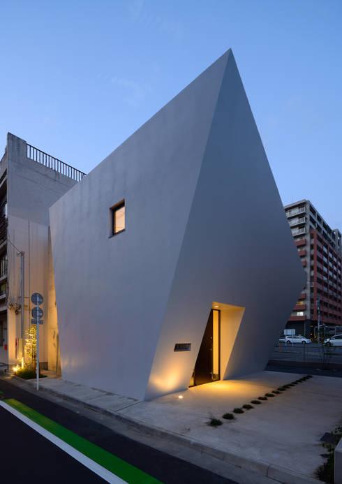 HSM邸: 株式会社岡部克哉建築設計事務所が手掛けた家です。
