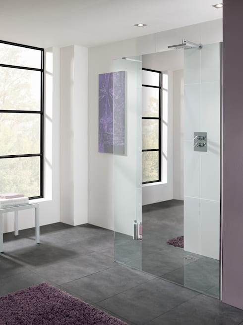 modern Bathroom by Lakes Bathrooms
