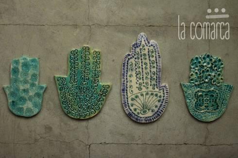 Manos de Fatima: Arte de estilo  por La comarca