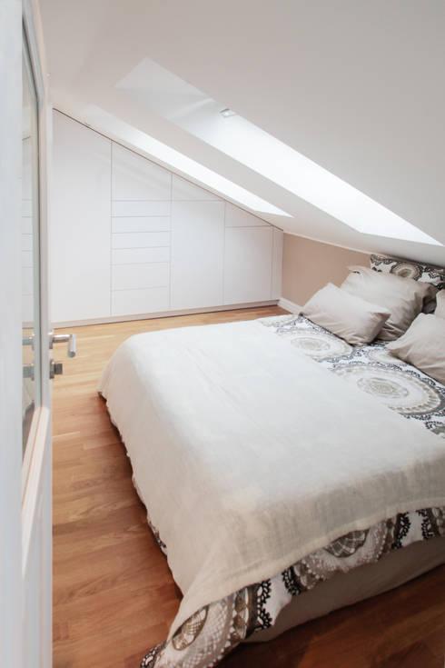 Schlafzimmer :  Schlafzimmer von ks-raumgestaltung