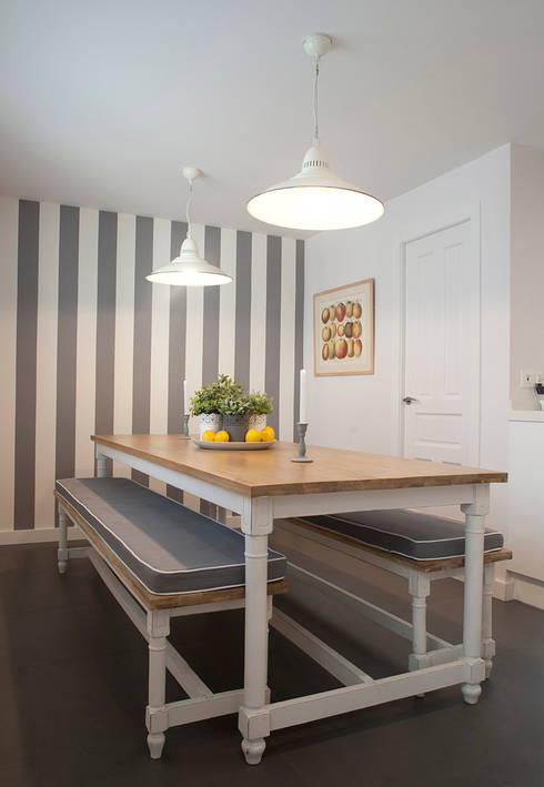 Gumuzio&PRADA diseño e interiorismo의  주방