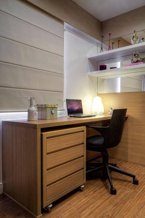 Рабочие кабинеты в . Автор – M2A - Arquitetura e Eventos Ltda