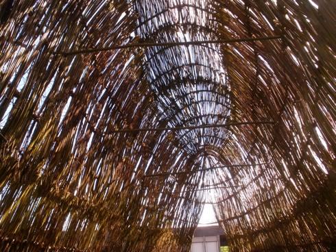 Shephard Shelter: Jardins modernos por Terrapalha