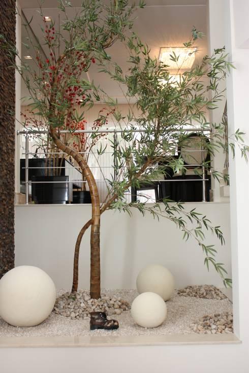 Paisajismo de interiores de estilo  por Leticia Prodocimo - LPA ARQUITETURA