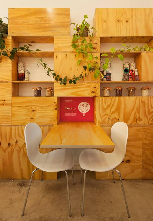 Smoothway Soler: Comedores de estilo minimalista por IR arquitectura