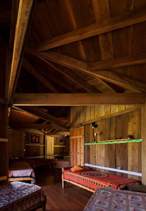 غرفة نوم تنفيذ IR arquitectura