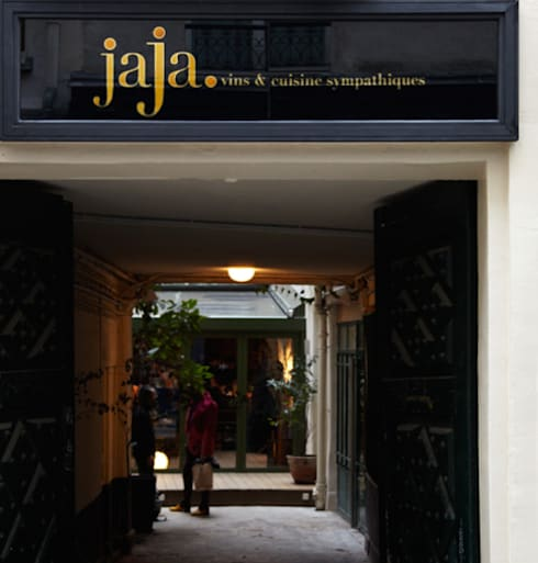 restaurant jaja paris by lampandco homify. Black Bedroom Furniture Sets. Home Design Ideas