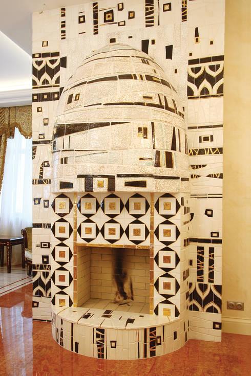 Salones de estilo  de ООО 'Арт-керамика Владимира Ковалева'