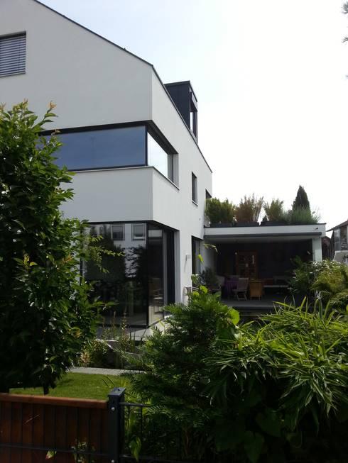 Haus m von moser straller architekten homify - Moser architekten ...