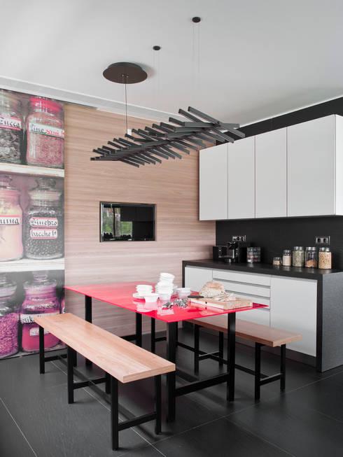 مطبخ تنفيذ SA&V - SAARANHA&VASCONCELOS