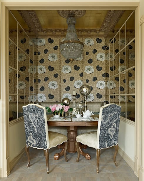 Salas de estilo  por Olga Kulikovskaia-Ashby