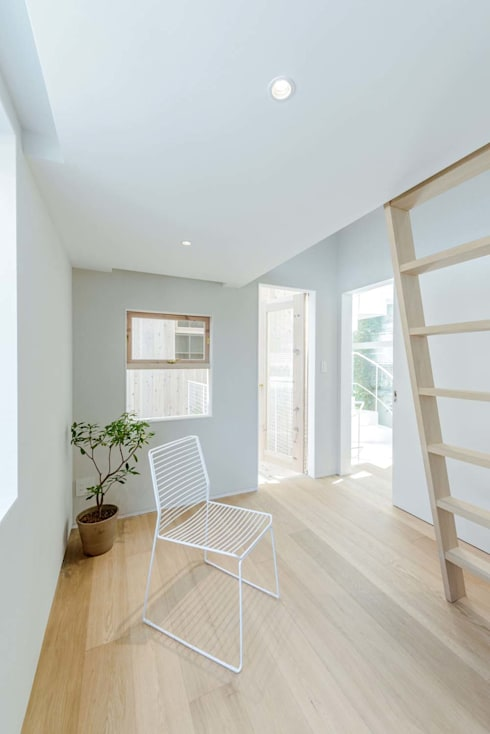 ディンプル建築設計事務所의  침실