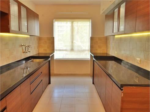 Despande's Residence: modern Kitchen by Nuvo Designs