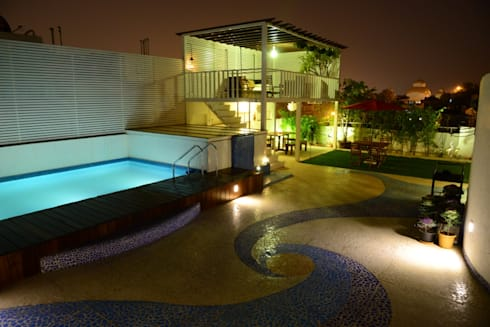 Terrace Garden :  Terrace by Design Consortium
