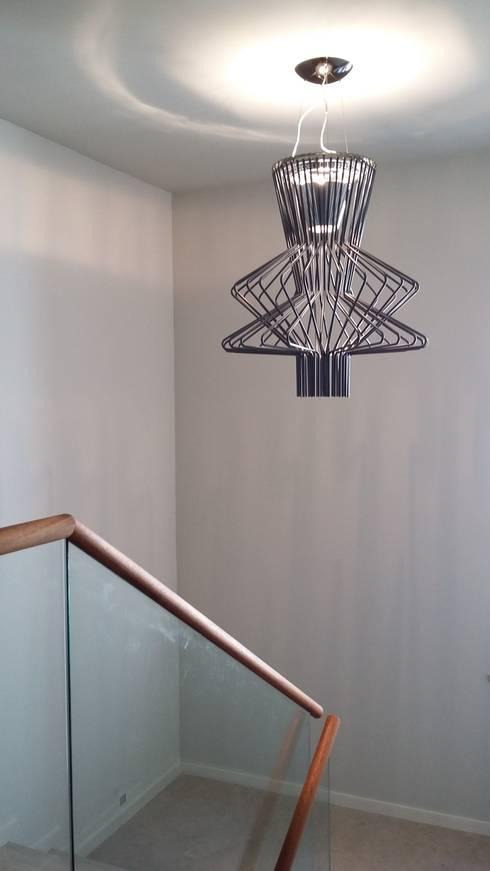 Detalhes – Arquitectura de Interiores: Corredores e halls de entrada  por Space Invaders _ Arquitectura e Design