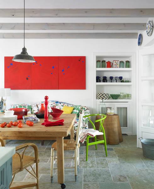 Cucina in stile  di Melian Randolph