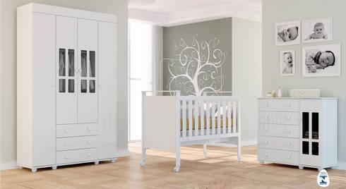 5 - Ambiente DUDA: Quarto de crianças  por Abra Cadabra