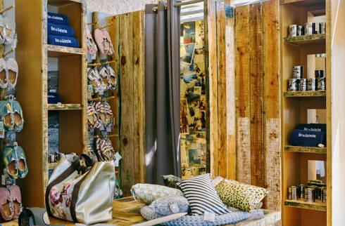Loja Bar do Guincho: Lojas e espaços comerciais  por Nerve Atelier Design