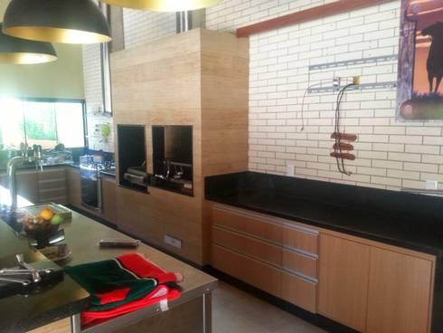 projeto: Cozinhas modernas por ARCOPLAN